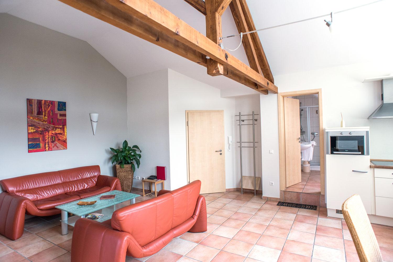Ferienwohnung Wohnung Klein Weingut Martinshof
