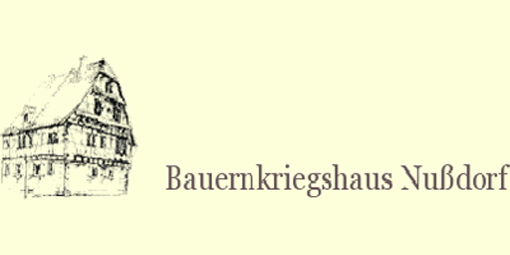 www.bauernkriegshaus-nussdorf.de