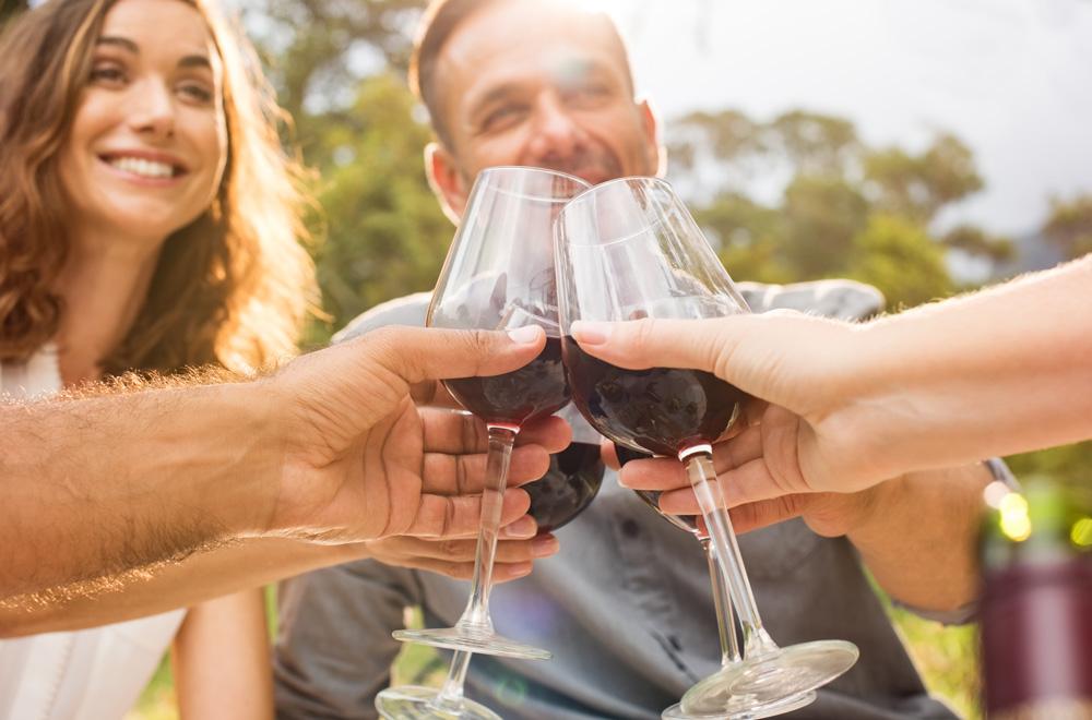 Urlaub im Weingut
